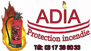 Adia protection incendie
